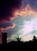A kémény / Chimney (Balázs B.) Tags: trees sunset chimney cloud sun storm tree sunshine clouds nap cloudy gray overcast sunlit naplemente felhő fa vihar clouded felhők canonef24105mmf4lisusm fenyő napfény felhős kémény 40d borús spectacularsunsetsandsunrises
