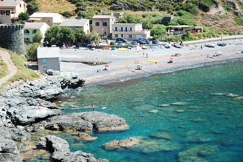 9 Entre Marina di Farinole y Nonza