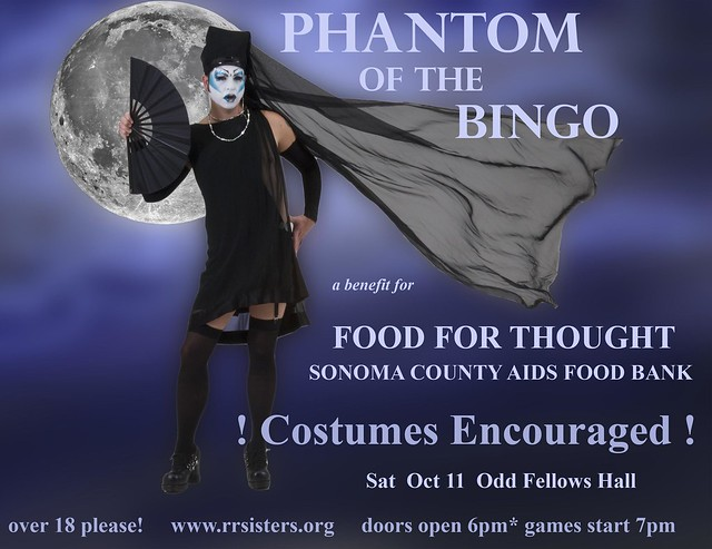 phantom bingo flier