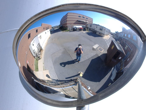 Hemispherical Reflections of Fort Detrick