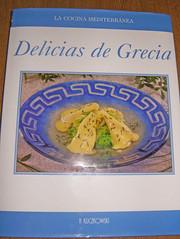 Libro recetas griegas