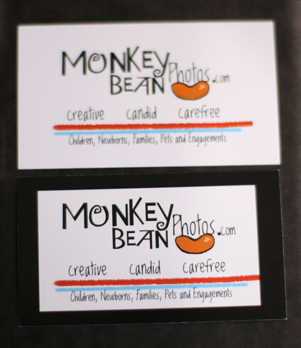 Backs of old business cards