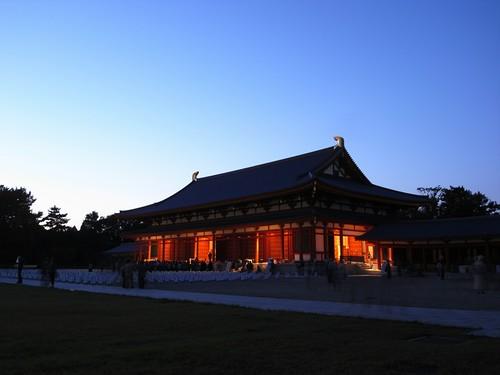 薬師寺(万燈会・夜)-06