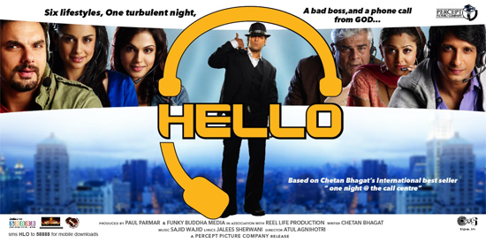 Hello Movie review