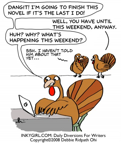 Turkey Writer