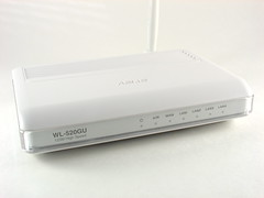 Asus WL-520GU Wireless Router