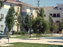 Harbor Village public housing in LA (by: HACLA)