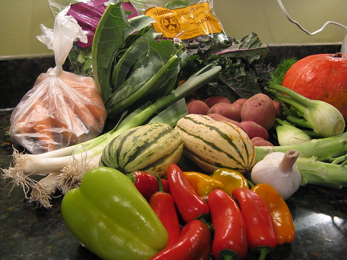What's in CSA Box #13