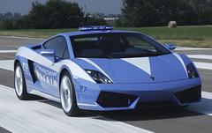 Polizia Lamborghini Gallardo LP560 pics