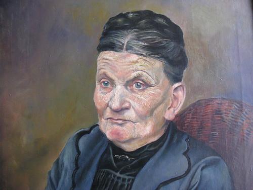 Rudolf Schlichter - Die Mutter, 1927, Pforzheim Galerie
