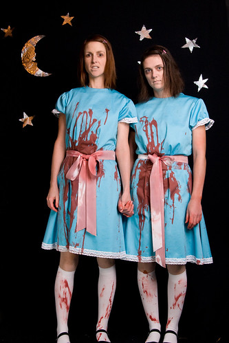 Diane Arbus The Shining Twins