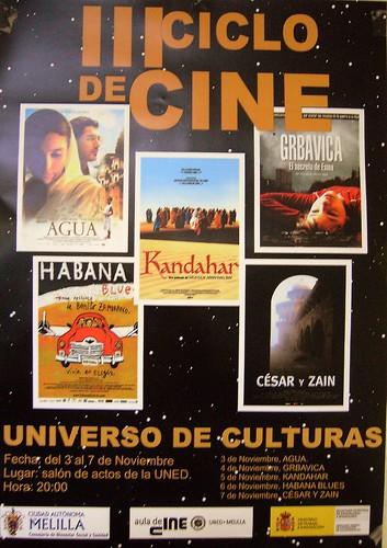 III ciclo de cine