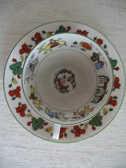 Norwegian Teacup Set