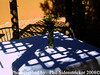 Light & Shadow Table (phil_sidenstricker) Tags: flowers lines table chairs lightshadow donotcopy valleyofthesunphoenixmetro upcoming:event=981998 southmountainfarmphoenixazusa