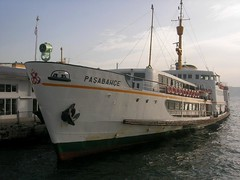 Paabahe Istanbul ferry from 1953 (ustegen) Tags: sea ferry turkey boat marine ship istanbul turquie vapur estambul batea paabahe pasabahce
