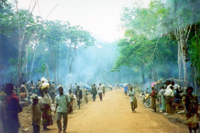 Refugees in Kisangani (1996)