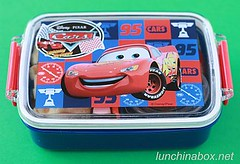 450ml Disney Cars bento box