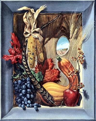 Autumn Beauty W W Beecher - 1953 (by senses working overtime)