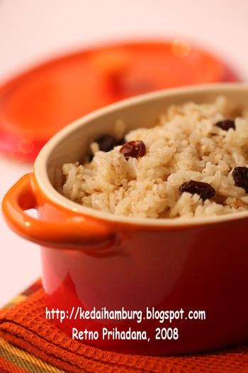 Kebuli Rice