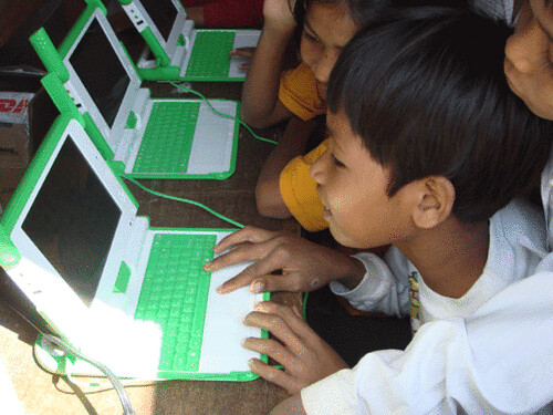 One Laptop per Child님이 촬영한 OLPC Cambodia.