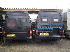 Security Vans