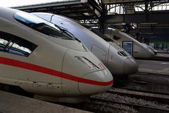 high velocity trains