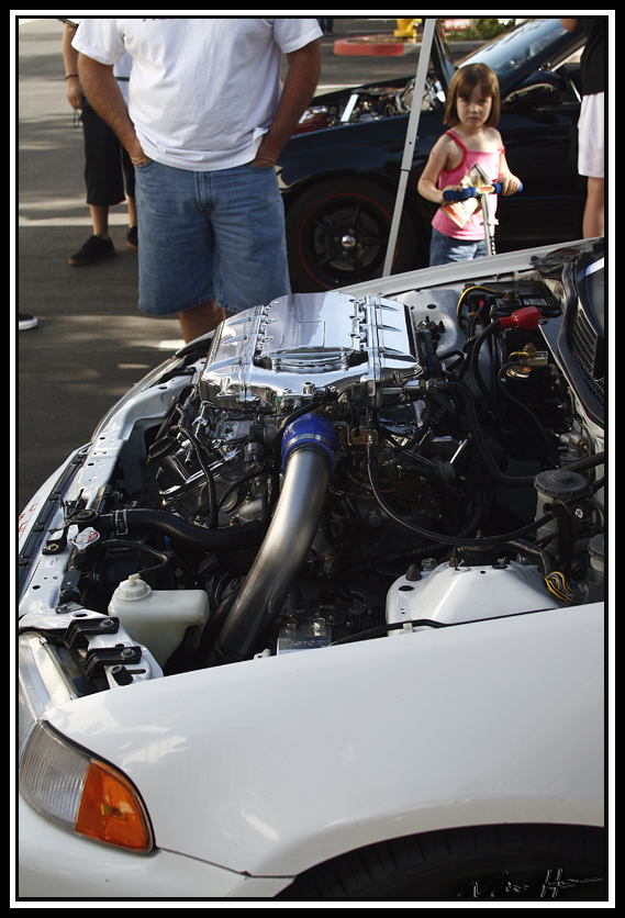 National Speed - Hasport V6 swap