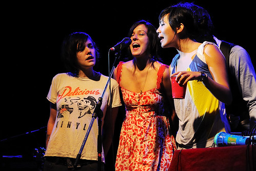 The Hotel Cafe Tour: Emily, Meiko and Thao