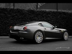 2009 Project Kahn Ferrari 599   pictures