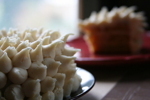 Gluten-Free Caramel Cake