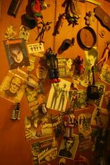 wunderkammer in venice (bibrosco) Tags: old venice italy cinema toys venezia antiquariato wunderkammer giocattoli foutaises