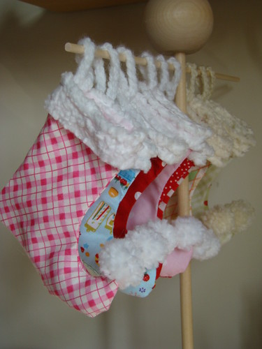Mini Elf Stockings