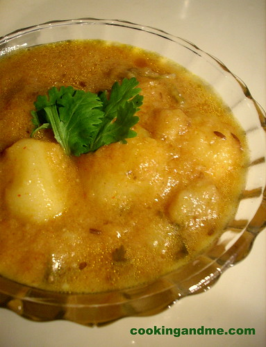 Dum Aloo Recipe | Indian Dum Potato Recipe