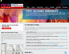 MIX09 Home Page