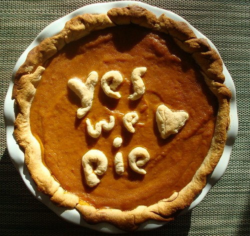 Yes We Pie