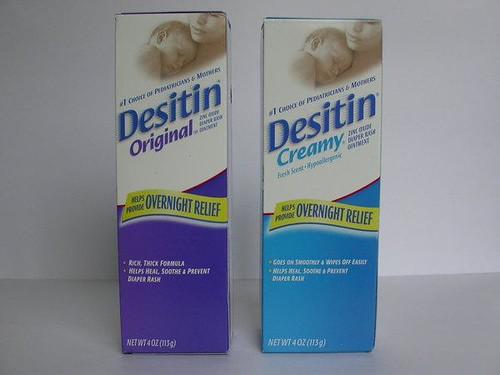 尿布疹舒緩乳霜Desitin Diaper Rash Ointment