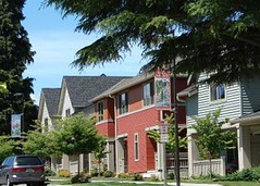 High Point's Delridge neighborhood (image courtesy of Global Green)