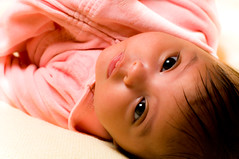 Hey (Fahad Al Nusf) Tags: pink portrait baby 3 me look digital portraits 50mm juicy eyes nikon asia babies gulf little middleeast ku arab ppl months kuwait 3months fahad farah kw arabiangulf q8 essam d300 kwt alnusif   nikon50mm  zahim nikond300 fenyn fahadalnusf alnusf   nusef nusif alnusef fahadessamalnusf essamalnusf alnisef alnisf nisf nisef thirar farahthiraralzahim alzahim