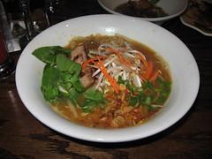 Kampuchea Restaurant: Duroc pork katiev