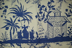 China Seas Fabric
