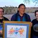 Indian Market - Jerome Dupont, Daniel Ramirez (artist) & Anne