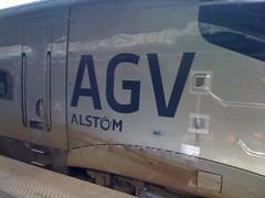 AGV - Alstom
