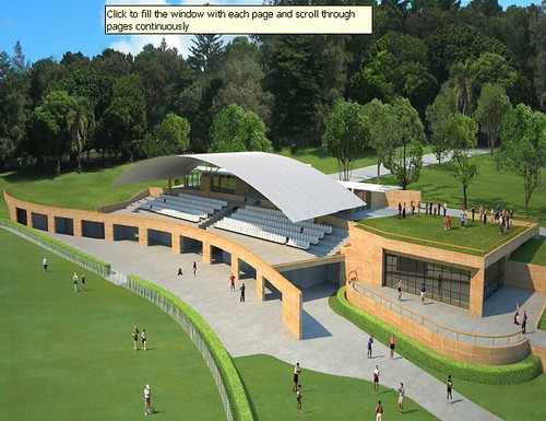 Waverley Pavilion Da Approved Waverley Rugby Club