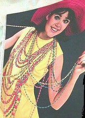 Colleen Corby Beads (Matthew Sutton (shooby32)) Tags: magazine model mod colleen 1960s corby seventeen