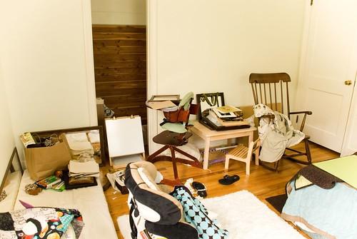 baby room before shot
