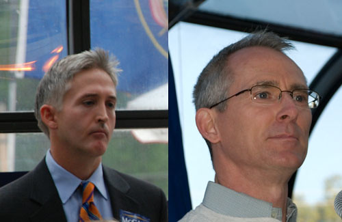 Bob Inglis begins firing shots over the Gowdy bow.  Gowdy launches torpedoes.