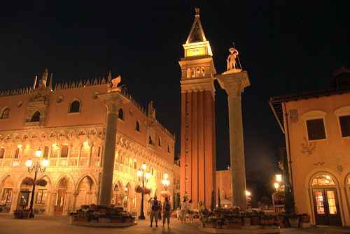 WDW March - Italy Night