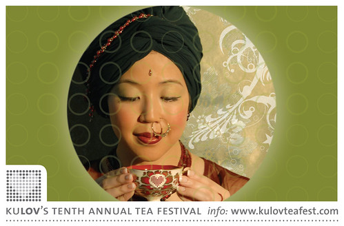 Kulov's Tea Festival