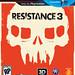 Resistance 3 box art