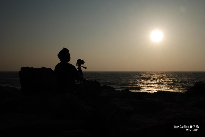 2011_0529_[彰化]線西鄉。肉粽角夕陽,隨拍DSC_1277